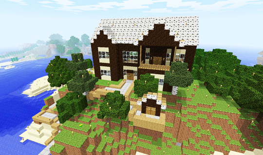 Cool Minecraft Houses Tutorial
